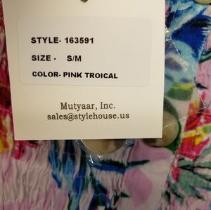 Style Envy Tops - Style Envy Tube Top S/M Strapless Shirt New
